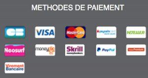 Paiement NetBet