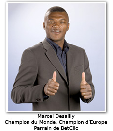 Desailly, pronostics BetClic 14