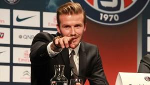 Beckham pronostics au PSG