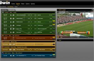 bwin video live betting