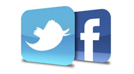 twitter facebook comptes officiels bookmakers