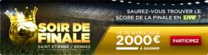 betclic finale coupe de la ligue