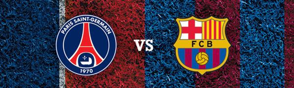 FC Barcelone PSG pronostic match retour