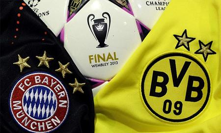 pronostic finale ligue des champions 2013