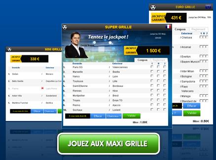 bookmaker netbet sport maxi grille