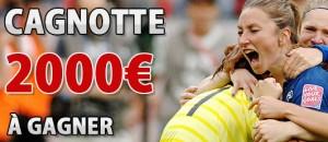 france pari euro féminin football