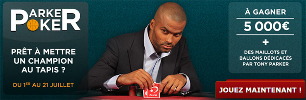 paris sportifs poker betclic parker