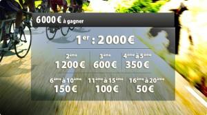 bookmaker betclic cyclisme