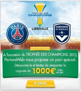 parionsweb trophee champions 2013