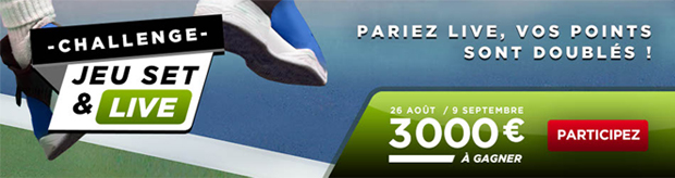 us open parier tennis betclic