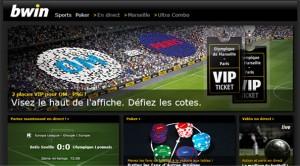 bwin paris football om psg