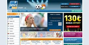 bonus genybet paris sportifs bookmaker