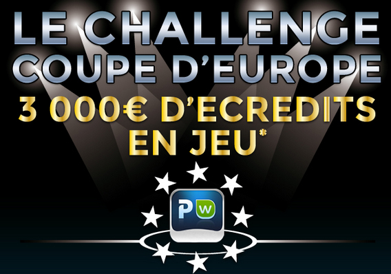 parionsweb challenge football coupe europe