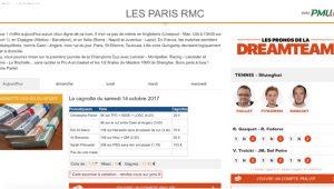 Pronostics RMC