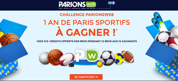 parionsweb paris gratuits