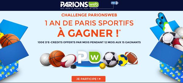 parionsweb paris gratuits