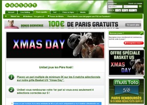 NBA Xmas Day Unibet: Basket US