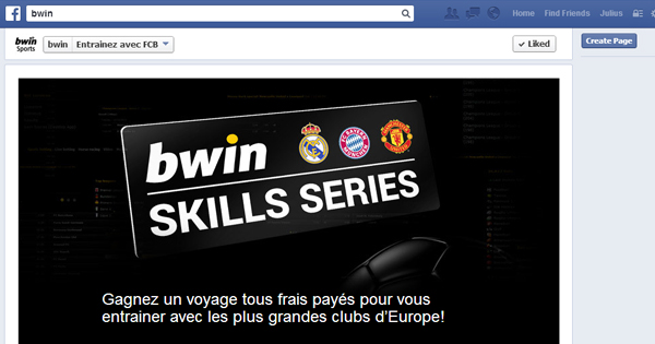 Bwin Skills Series