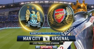 Pronostic Arsenal Manchester City 29 mars 2014