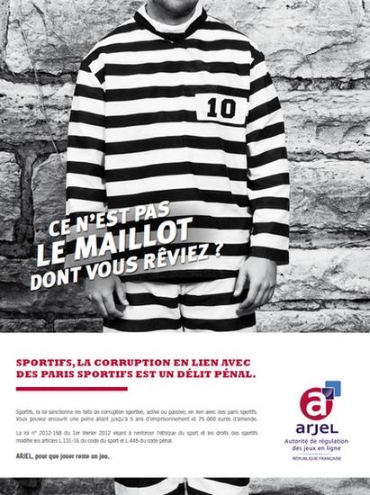 ARJEL : Campagne 2014