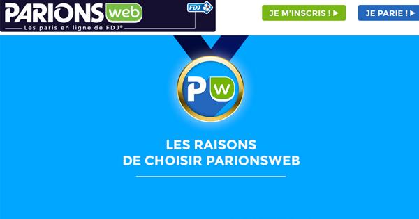 e-crédits ParionsWeb