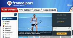 France Pari : Résultats du 1er trimestre 2014