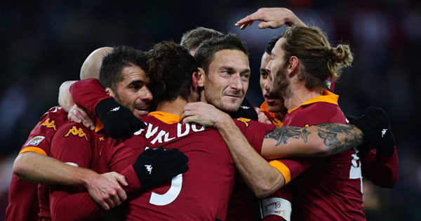 Pronostic composition Fiorentina AS Rome 2014