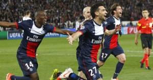 Pronostic Chelsea PSG et composition, retour 2014