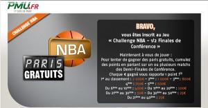 Basket NBA : Challenge PMU