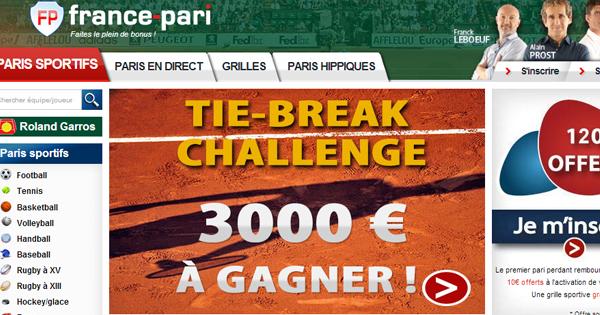 France Pari : Challenge Roland Garros 2014