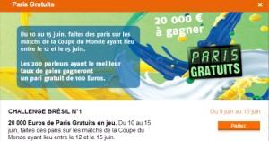 PMU : Concours Coupe du Monde