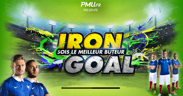 PMU Iron Goal : Application mobile