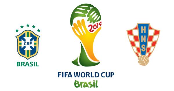Pronostic Composition Brésil Croatie 2014 12 juin