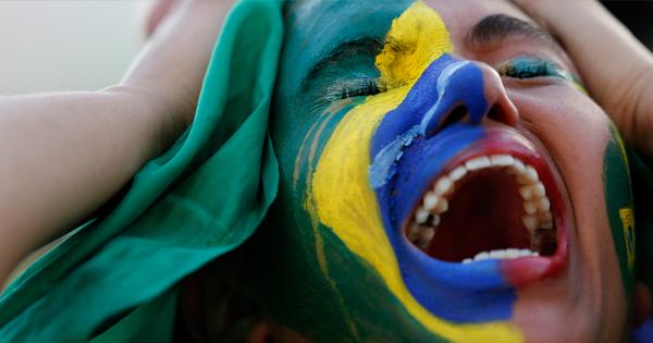 Composition Brésil Pays Bas, 12 juillet 2014
