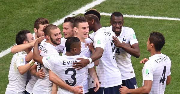 Paris sportifs : 2.37M€ de mises France Nigéria
