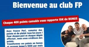 France Pari et son Club FP