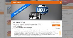 PMU : 5000€ reprise de la Ligue 2