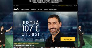 Ouvrir compte Bwin