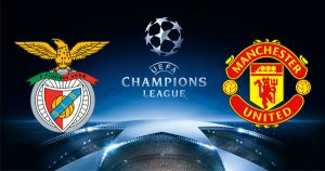Pronostic Benfica Manchester United