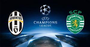 Pronostic Juventus Sporting