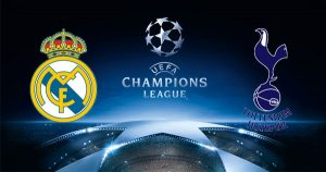 Pronostic Real Madrid Tottenham