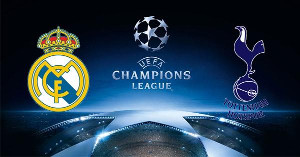 Pronostic Real Madrid Tottenham