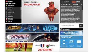 Promotions Zebet