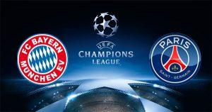 Pronostic Bayern PSG composition